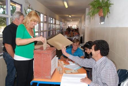 Fotos: Elecciones BPS