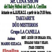 Sábado 9 – Cena Show
