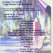 Festival 115 Aniversario de Los Cerrillos